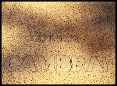 Cambrai (knightbefore_99) Tags: world park city canada vancouver japanese one october memorial war bc wwi stanleypark 1918 cambrai