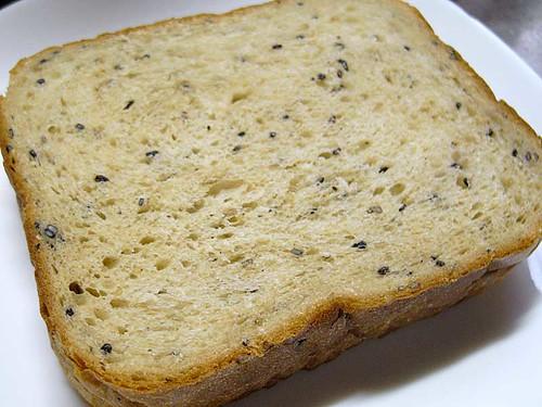 ホームベーカリーで2012年11月18日に作ったパン
