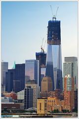 Freedom Tower (Joey K!) Tags: world new york city usa tower one freedom manhattan ground center wtc lower trade zero 1wtc
