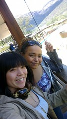 Bye Bye Candy (Damana) Tags: road trip holiday friend bluemountains resort emirates candace valley nsw spa wolgan