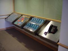 Interior Wayfinding Information Kiosk
