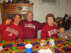 If you go to Alabama to improve your wardrobe, you might be a redneck !!! (Hazboy) Tags: thanksgiving new family holiday crimson dinner team stadium tide alabama nj clothes jersey relatives wardrobe redneck players denny bryant sec apparel dysfunctional circusfreaks outcasts vagrants youmightbearedneck hazboy hazboy1