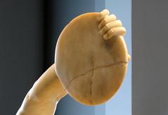Myron, Discobolus, detail of discus