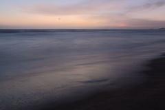 Last Night in Bentota (Alice144.) Tags: longexposure sunset sea beach water evening coast sand waves dusk indianocean shoreline shore srilanka bentota