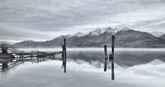 Lake Wakatipu at dawn (TimHarris) Tags: newzealand dawn wakatipu kinloch views100 canonef1635mmf28liiusm 5dmarkii 5dmark2