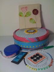 Kit de costura 5 (La Ciudad de las Montaas) Tags: costura alfileteros