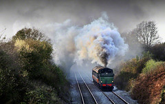 (2c..) Tags: ireland winter sky dublin tree evening cork smoke railway trains best steam locomotive railways irishrail 2c irishrailways irishtrains 72dpipreview lowresolutionpreview 2c