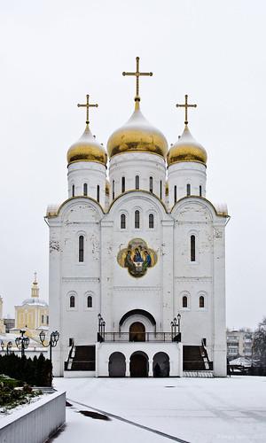 Trinity Cathedral (Coborny temple of the Holy Trinity)