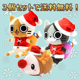 魔物獵人聖誕玩偶組推薦!