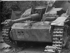 Destroyed StuG.III Ausf. G (Sd.Kfz. 142-1) (Krueger Waffen) Tags: war tank wwii armor wreck armored waffenss tanks panzer secondworldwar afv worldwartwo antitank wehrmacht sdkfz sturmgeschtz stug germantank pzkpfw panzerjager assaultgun selfpropelledgun panzerjger germanarmor destroyedtank secondworldwartanks worldwattwotanks