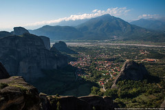 Meteora, Greece (varlamov) Tags: mountains landscape greece meteora