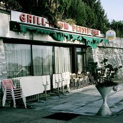 Desolazione. (- Chiaramente Photography -) Tags: abandoned bar restaurant loneliness grill monte sedie ristorante desolation tavoli desolazione solitudine calanda abbandono brè