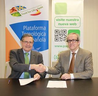 20121128 Acuerdo PTE-FFL-Spain y PACNKET