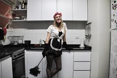 """""""todo perfectamente limpio mi patroncito"""" (quino para los amigos) Tags: maria mary maid limpieza dsc0009"""