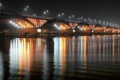 DSC_2591 (awhelin) Tags: travel bridge night river photography nikon asia south korea seoul connection han select d5000 awhelin