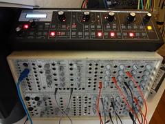 DSC06565 (Epillicus) Tags: analog modular moog a100 145 doepfer a190 a170 a160 a118 a110 a115 a124 a119 a161 a114 a131 a120 a140 a180 a138 a181 slimphatty döpfer
