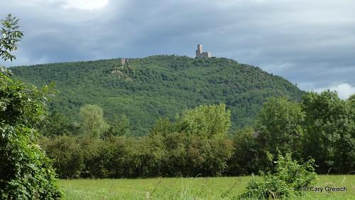 Château de Ramstein près de Châtenois (2012-08-06 -01)