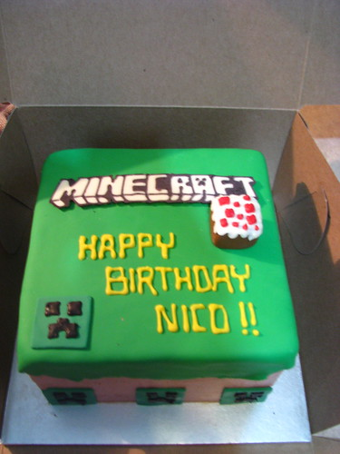 Minecraft- it's so popular!