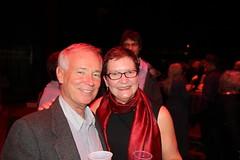 Alan Redfern and Jane Carlson