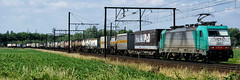 NMBS/SNCB 2807 (Mark A.H.) Tags: cargo class 186 28 bombardier traxx nmbs 2807 reeks sncb e186 f140ms2