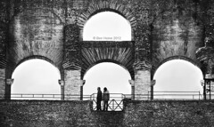 Coliseum Arches (Ben Heine) Tags: city italy rome history monument architecture photography report arches colosseum urbanexploration coliseum discovery benheine