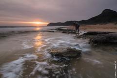 Calblanque (Only Raw) (Carlos J. Teruel) Tags: sunset mar nikon mediterraneo tokina murcia nubes cartagena rocas lightroom marinas d300 filtros lr4 doroteo hitechfilter xaviersam singhraydarylbensonnd3revgrad onlyraw carlosjteruel