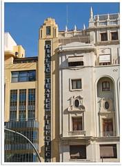 Valencia - Teatre Rialto