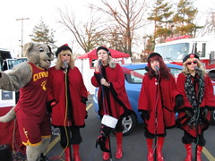 Salvation Army (3) (Moondog Mascot) Tags: food lake army drive discount wing drug monsters erie sully militant salvation 19 channel mart moondog cavaliers strongsville 12122012 cavsmoondog