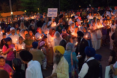 Sikh Vigil III (Renton, WA)