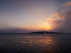 -2455 (___chisato___) Tags: sea  twilight  sunset nature  hokkaido    japan