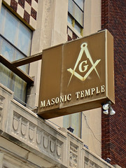 Masonic Temple, Danville, IL (Robby Virus) Tags: danville illinois ralph wheeler masonic temple masons freemasons lodge afam fraternal organization building architecture