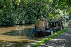Bingley 2 (chromaphoto.co.uk) Tags: bingley leedsliverpoolcanal leeds liverpool canal fiverise locks staircase sunshine gates