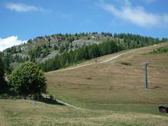 Chamois (SoniaM (Italian teacher)) Tags: italia italy valledaosta valdaosta chamois montagna montagne mountain mountains natura nature landscape alps alpi
