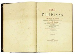 Fray Manuel Blanco: Six Volumes of Flora de Filipinas (Leo Cloma) Tags: philippines leon gallery makati manila auction auctions art furniture antiques cloma