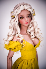 Freya (Amadiz) Tags: wig wigs amadiz amadizstudio doll dolls abjd bjd tan fashion hairstyle iplehouse rexy freya