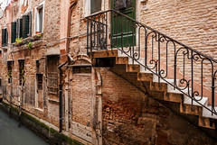 Decaying Walls of Venice