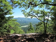 IMG_0319 (ericssonbo24) Tags: view trees rock peek green frame