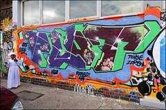 Plot (Alex Ellison) Tags: plot eastlondon hackneywick hw urban graffiti graff boobs