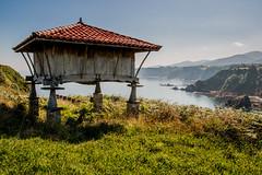 Horreo (Tux9R) Tags: asturias espaa spain horreo regalina coast costa acantilados paisaje landscape