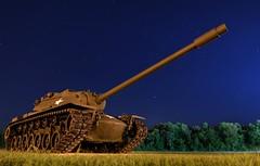 M103 Heavy Tank (Josh Beasley) Tags: m103 tank vfw 6073 americanlegion post30 display tamron 2470