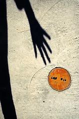 Sweet orange colour. (Francesc Candel) Tags: orange minimalismo abstracto naranja minimalism abstract attraction atraccin