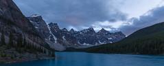 Those Peaks at Moraine (Ken Krach Photography) Tags: lakemoraine banffnationalpark