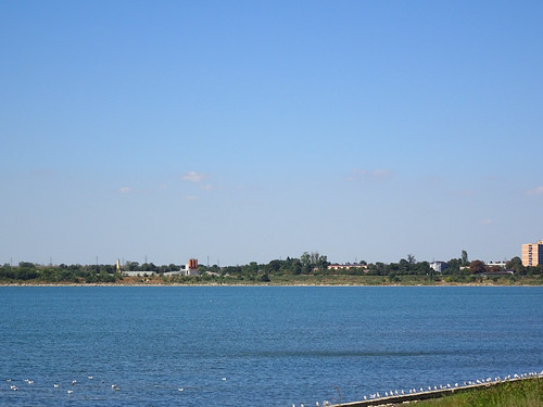 Lake Techirghiol (AP4P0616 1PS)