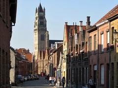 Bruges: Oostmeers (zug55) Tags: bruges oostmeers brugge brgge flanders flandres flandern belgium belgique belgi belgien vlaanderen westflanders westvlaanderen unescoworldheritagesite worldheritagesite unesco welterbe werelderfgoed church kerk kirche sintsalvatorskathedraal saintsaviourscathedral sintsalvatorcathedral cathedral kathedrale gothic gotisch gotik kathedraal holysaviorcathedral stsalvatorscathedral