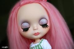 Bella's eyelids :)