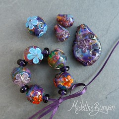 """Rainbow Garden Beads • <a style=""""font-size:0.8em;"""" href=""""https://www.flickr.com/photos/37516896@N05/8157842683/"""" target=""""_blank"""">View on Flickr</a>"""