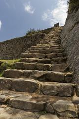 Machu Picchu (Cottee4) Tags: mountains peru inca stairs ruins ruin stairway machupicchu incatrail stonestaircase