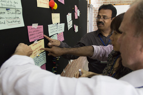 Consultation workshop in Jessore, Bangladesh. Photo by Samuel Stacey, 2012.