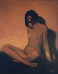 301 (Runge-S) Tags: woman art naked women kunst picture nackt oil frau bild acryl öl gemalt acrylbilder ölbilder