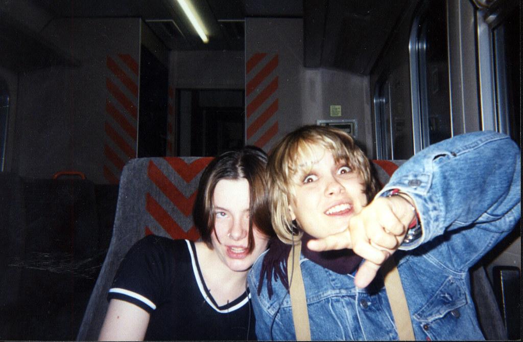 Michelle McKay, 1995